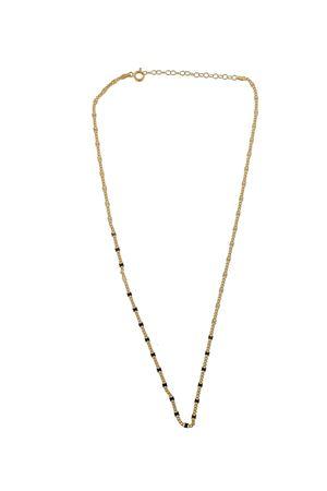 Catena sottile in argento dorato Mediterranee Passioni | 35 | CATENASOTTILEARGENTODORATO