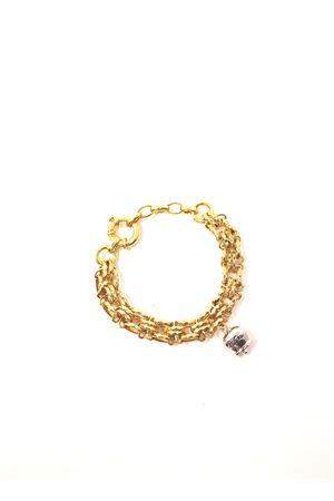 braccial con campanella di Capri Bell | 36 | BR002BICOLOR