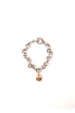 bracciale in argento 925  con campanella Bell | 36 | BR003ARGENTO