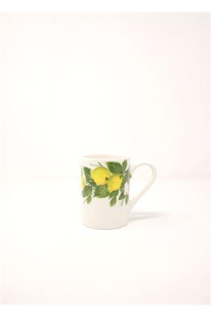 Ceramic mug with lemons  Sea Gull Capri | 20000026 | MUGLIMONILIMONI
