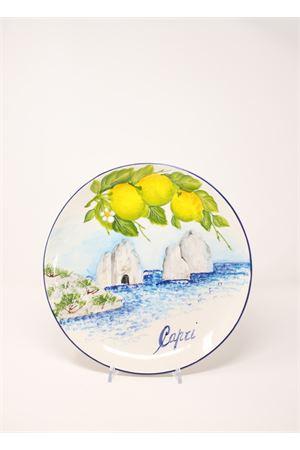 piatto in ceramica capri Sea Gull Capri | 5032235 | PIATTOCAPRI21CM