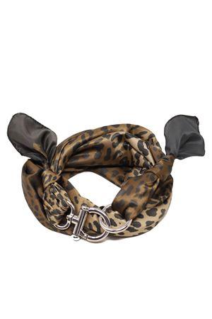 Leopard print scarf  Grakko Fashion | -709280361 | FOULARDGANCIOGHEPBEIGENERO