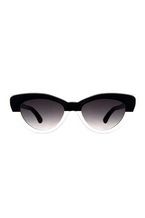 occhiali da sole modello pamela black and white Illesteva | 53 | PAMELAHH