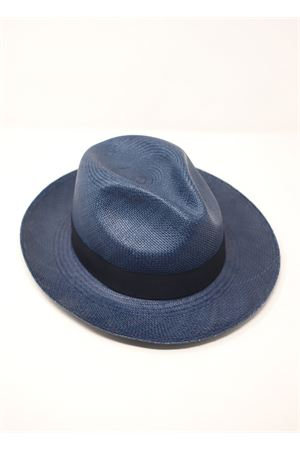 Cappello Panama blu Panizza 1879 | 26 | PANIZZAPANAMABLU