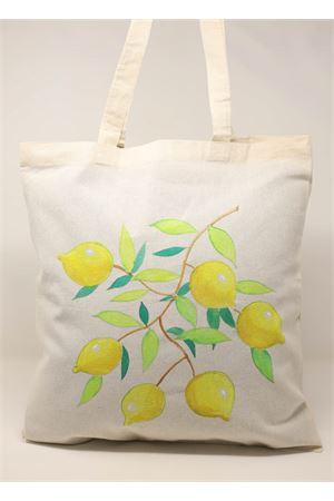 hand painted lemons shopper Antonio Palomba | 31 | SHOPPERDIPINTALIMONI
