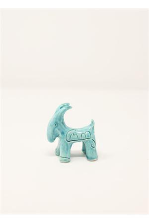 Capretta di capri portafortuna in ceramica Ceramicapri | 20000025 | CAPRETTAAZZURRO