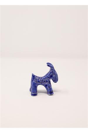 capretta di capri in ceramica blu Ceramicapri | 20000025 | CAPRETTABLU