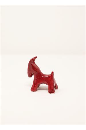 Capretta rossa in ceramica Ceramicapri | 20000025 | CAPRETTAROSSO