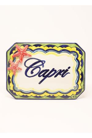 Customizable ceramic entrance tile  Ceramicapri | 20000025 | TARGASAGOMATABLUCAPRI