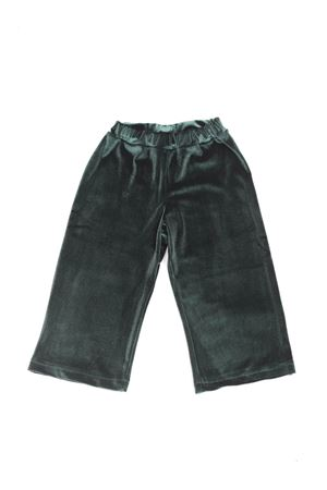 pantaloni in velluto verde Giro Quadro | 9 | GQ22VERDE