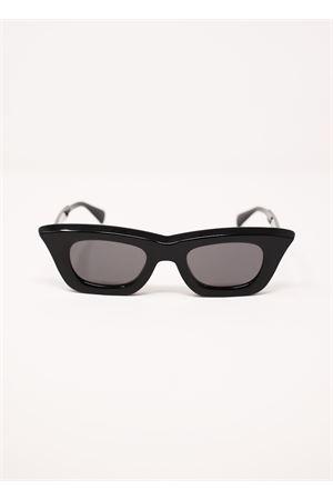Occhiali da sole neri modello MaskeC20 Kuboraum | 53 | MASKEC20NERO
