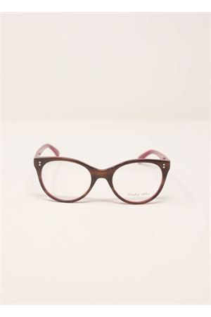 Customizable eyeglass frame  Medy Ooh | 53 | 90151NROSABROWN