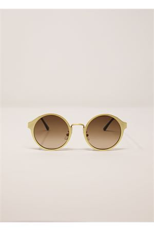 Handmade sunglasses round model  Medy Ooh | 53 | CHICAGOORO