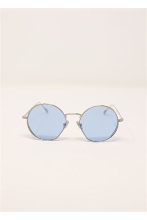 Round sunglasse with blue lenses Medy Ooh | 53 | LOV128NBLU