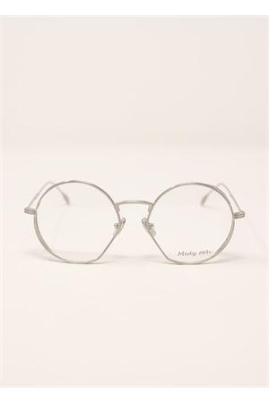 montatura occhiali da vista rotonda Medy Ooh | 53 | LOV128NSILVER