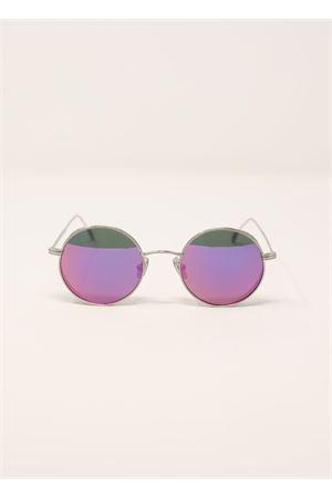 Biuganvillea color round metal sunglasses  Medy Ooh | 53 | LOV135NVIOLA