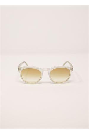 Handmade sunglasses with transparent frame  Medy Ooh | 53 | TRANSPBIANCOTRASPARENTE