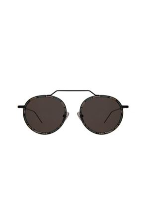 occhiali sa dole artigianali da donna Illesteva | 53 | WYNWOOD ACEMOSAICBLACK