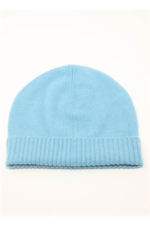 Light blue cashmere hat Nicki Colombo | 26 | CAPPELLOTURCHESE