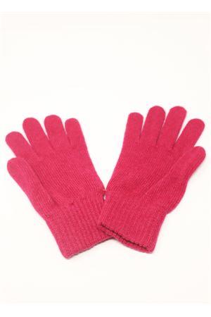Fuchsia cashmere gloves Nicki Colombo | 34 | GUANTIFUCSIA