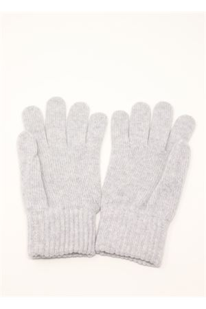 Grey cahsmere gloves Nicki Colombo | 34 | GUANTIGRIGIO