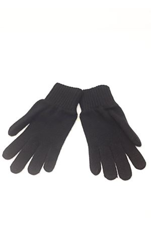 Black cashmere gloves Nicki Colombo | 34 | GUANTINERO