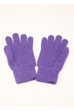 Violet cashmere gloves Nicki Colombo | 34 | GUANTIVIOLA