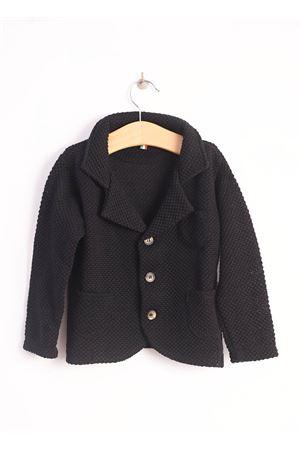 Giacca bambino blazer nero Nupkeet | 3 | NUP183NERO