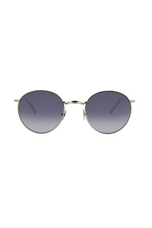 Silver fram and smoke lenses Spektre P2 sunglasses Spektre | 53 | P2SILVER/SMOKE