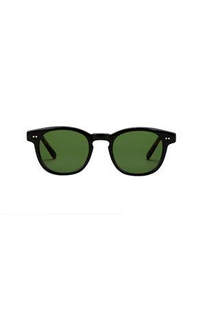 Occhiali da sole modello Palmers nero - verde Spektre | 53 | PALMERSBLACK/GREEN