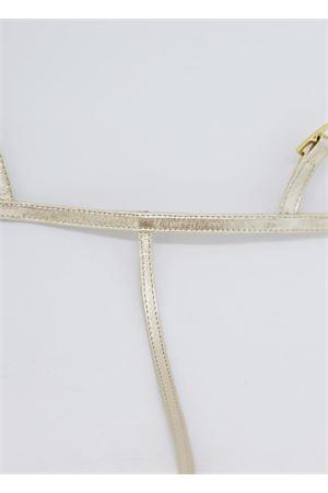 Flip flop platinum basic sandals Da Costanzo | 5032256 | 2059PLATINO