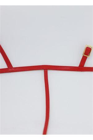 Da Costanzo Capri red sandals Da Costanzo   5032256   2059ROSSETTO