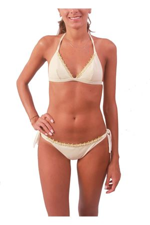 Triangle woman bathing suit Stefania Montesano Capri | 85 | TRIANGLEORO