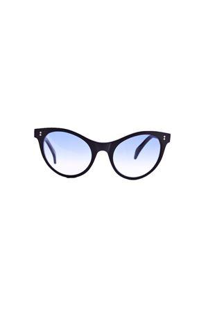 Occhiali da sole artigianali Capri People | 53 | 9106-01NERO