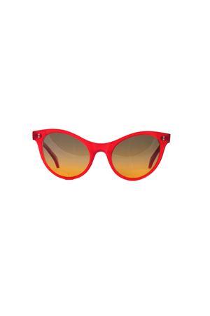Occhiali da sole artigianali Capri People | 53 | 9106ROSSO