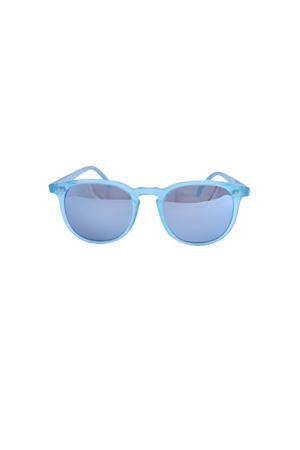 Occhiali da sole artigianali Capri People | 53 | TIBERIO1818LIGHT BLU