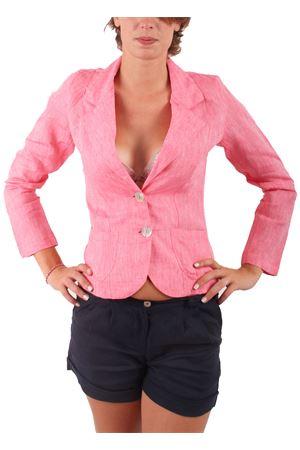 Linen Blazer Colori Di Capri | 3 | BLAZER LINOROSA