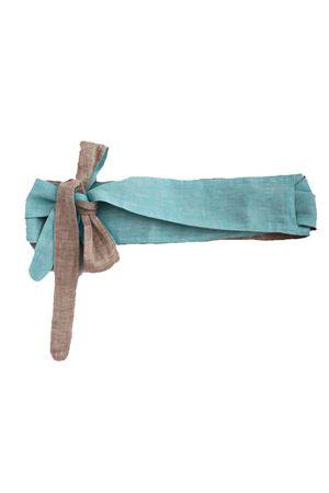Linen belt Colori Di Capri | 22 | COLOR BELTTUR/BEIGE