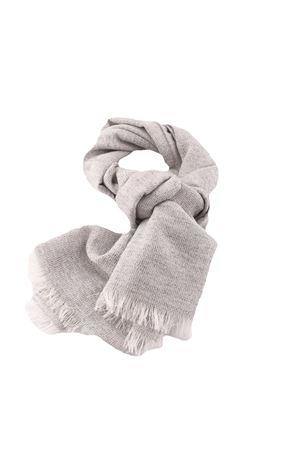 Grey scarf Colori Di Capri | 77 | SCARFCACHEMIREGRIGIO