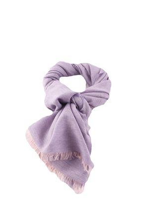 Liliac cashmere scarf Colori Di Capri | 77 | SCARFCACHEMIRELILLA