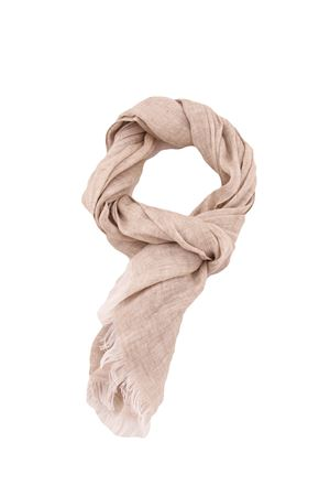Customizable linen scarf Colori Di Capri | 77 | SCIARPA PERSONALIZZABILEBEIGE