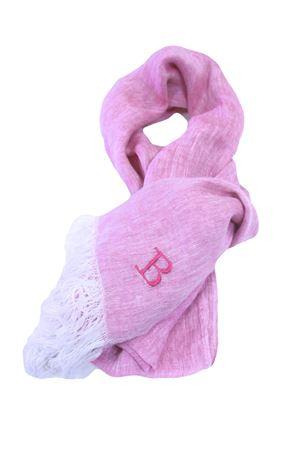 Customizable linen scarf Colori Di Capri | 77 | SCIARPA PERSONALIZZABILEPERSONALIZZABILE