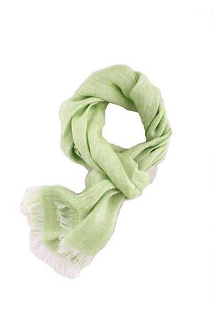 Linen scarf Colori Di Capri | 77 | TU SCARFVERDE