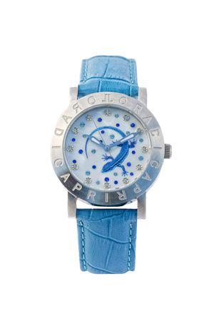 Orologio da polso Lucertola Azzurra L