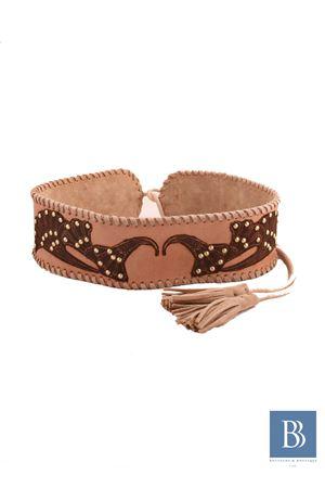 Handmare leather belt Antik Batik Antik Batik | 22 | BEL BELTROSA