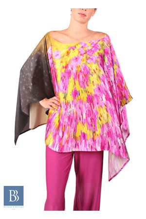 Pure silk tunic Capri Chic | 5032233 | CASACCA HETROFUXIA