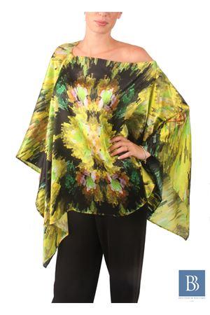 Pure silk tunic Capri Chic | 5032233 | CASACCA HETROGIALLO