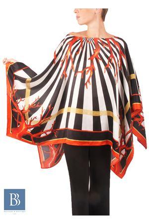 Silk tunic Capri Chic | 5032233 | CASACCACORALLOROSSO