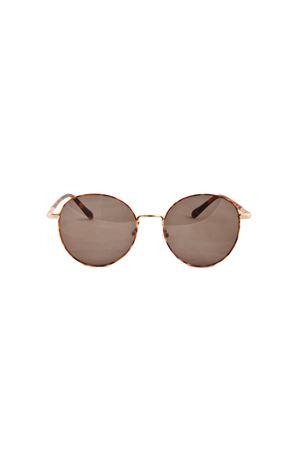 Handmade metal sunglasses Capri People | 53 | SUN 1606MARRONE