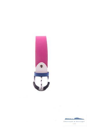 Cintura da uomo rosa Colori Di Capri | 22 | BELT COLORVIOLA